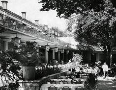 The sea-sight casino in Varna, mid 60s