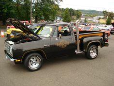 Dodge Midnite Express Truck