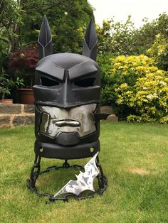 feuerkorb Amazing wood burner outdoors place Your Obese Child & Fire Pit Base, Copper Fire Pit, Fire Pit Sets, Cool Fire Pits, Fire Pit Grill, Outdoor Wood Burner, Outdoor Fire, Batman Figura, Hulk Character