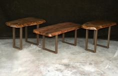 Live Edge Furniture