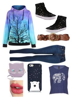 """""""Secret date with Louis"""" by creative-with-fashion ❤ liked on Polyvore featuring Rebecca Minkoff, Patricia Chang, Kate Spade, Charlotte Tilbury, Polo Ralph Lauren, women's clothing, women's fashion, women, female and woman"""