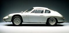 1960  Porsche 356 B 1600 Carrera GTL Abarth Coupé