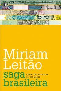 Conhecer os detalhes do nascimento de uma moeda é uma oportunidade pra entender melhor um país. Nesse livro, Mirian Leitão trata de forma profunda os detalhes da luta dos brasileiros para construir sua moeda, bem como nossa eterna luta contra a inflação. Imperdível!