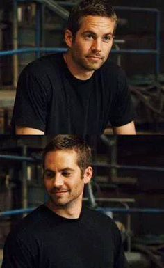 Paul Walker, I will never forget you. :(