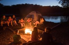 Camping in #Virginia- Great places to camp out and have fun!