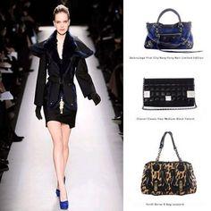 Match our Balenciaga, Chanel or Fendi bag with this hot black look. #handbags #purses #pocketbooks #renthandbags #handbagrentals #rentbags #bagrentals #rentpurses #purserentals #rentpocketbooks...