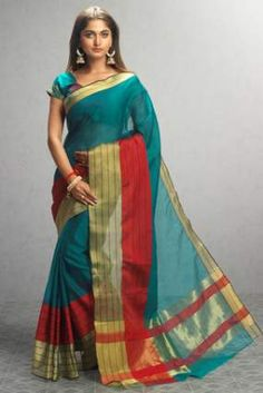 Shop Ladies Cotton Sarees Online AT Upto 70% Off (Australia)