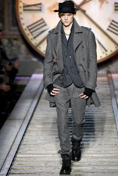 John Varvatos Fall 2011   Milan Fashion Week