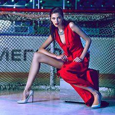 FASHION GONE ROGUE: Yulia Kharlapanova Poses for Igor Oussenko in Schon #23 http://www.fashion.net/today/