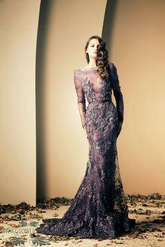 Ziad Nakad Haute Couture Otoño-Invierno 2013 ~ Glowlicious mí