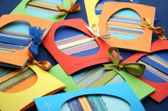 Easter cards - Beautiful pictures and {tutorial} Site can be translated to English!