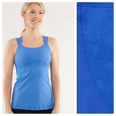 Lululemon Chaturanga tank Porcelain. Great preloved condition. Body skimming medium support. 4-way stretch Luxtreme & Lycra. Floral mesh panels. Wide straps. Back zippered pocket. Mesh shelf bra - inserts included. No trades. No PayPal. lululemon athletica Tops Tank Tops