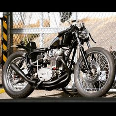 Yamaha XS650 :: AN-BU CUSTOM MOTORS. #yamaha #motorcycle #caferacer #motorsports #megadeluxe  #tw
