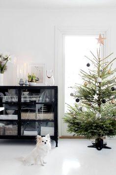 minimalistic Xmas tree