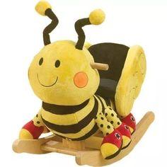 rockabye buzzy bee rocker