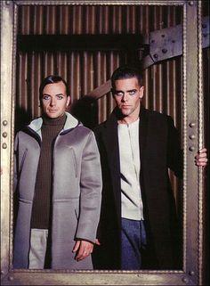 Omg Paul & Richard ❤