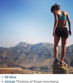 Thanks @irinivaz for tagging #ASICS #trail #trailrunning