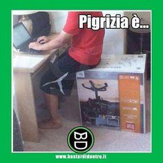 Livello #pigrizia: 100 Tagga i tuoi amici e #condividi #bastardidentro #sedia www.bastardidentro.it