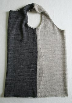 """""""It's tank top season y'allllllll!!!!!!!"""" This was recently yelled in my direction by a peppy pilates instructor who I think would have rather been teaching a 90s hip-hop sculpt class. As my arms began to burn, I bristled at the proclamation, but once in the comfort and security of my couch, knitting needles in hand, I had to admit that she was right. It IS tank top season, y'all.  This simple Rib-Wise Tank is just right for the season with a bit of room to breathe but not so much that…"""