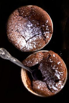 Rich yet airy, this decadent chocolate dessert also happens to be gluten-free.
