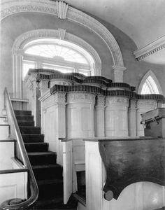 Appendix: Kirtland Temple pulpits | Religious Studies Center