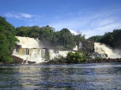 Canaima and Roraima