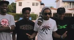 Skateboarding: ICECREAM in Chi-Town and Miami w/ Pharrell Williams (Clip)
