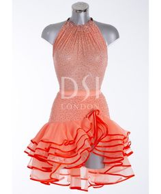 As worn by Otti Mabuse  on Strictly Come Dancing 2015