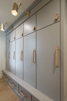 Laundry and Mud Rooms — W Design Collective Pantry Laundry Room, Basement Kitchenette, Interior Design Kitchen, Gold Interior, Built Ins, Mudroom, Custom Cabinetry, Home Projects, New Homes