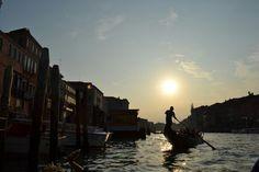Venice at Sunset Venice, Travel Destinations, Celestial, Sunset, Outdoor, Sunsets, Outdoors, Destinations, Outdoor Games