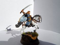 Completed Glorfindel on Asfaloth - Adeptus Mile High