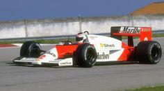 1987 Interlagos Mclaren MP4-3 Stefan Johansson