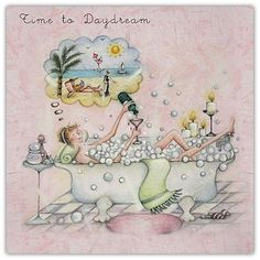 Time to Daydream - by Berni Parker Designs