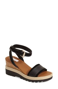 See by Chloé 'Robin' Wedge Sandal (Women) available at #Nordstrom
