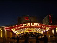 Circus Circus - Las Vegas, Nevada