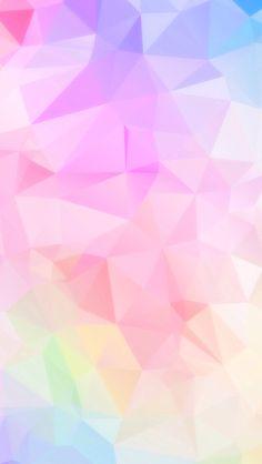Abstracto cubos pastel rosa