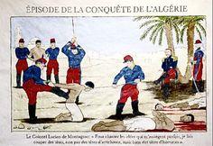 « Nos cavaliers portaient des têtes au bout de leurs lances. » Simple observation d'un général français en 1840, lors de la conquête de l'Algérie.…