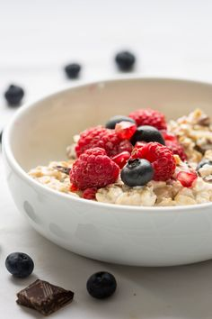 Bircher Muesli is the most convenient breakfast for whipping up the night before ready to have on the go in the morning!! It's wholesome, delicious and so easy!