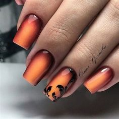 48 Cute And Amazing Thanksgiving Nail Designs That Will Inspire You