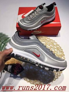 2cab78385046 Undefeated x Nike Air Max 97 Silver