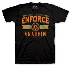 Enforce Anaheim! Because it's the cup. NEED THIS!!!