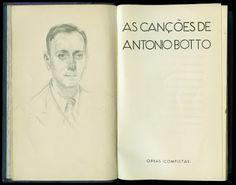 frenesi loja: As Canções de António Botto