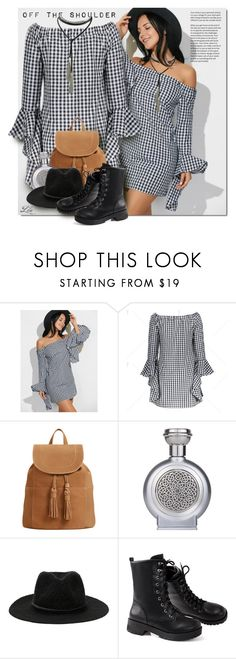 """""""Chic Island Getaway"""" by breathing-style ❤ liked on Polyvore featuring MANGO, Boadicea the Victorious and Hollister Co."""