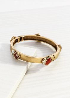 Mirage Hinge Bangle