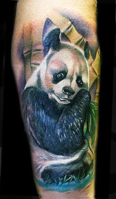 Tattoo Artist - Mariusz Romanowicz - animal tattoo | www.worldtattoogallery.com