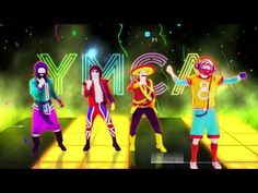 YMCA - Village People - Just Dance 2014 (Wii U)