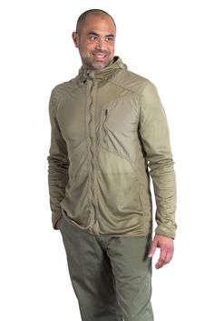 The lightweight ExOfficio BugsAway Sandfly jacket with Insect Shield® delivers packable bug protection. It stuffs into its security zip pocket, so there's no reason to leave it behind. Shield Bugs, Climbing Clothes, Packable Jacket, Lightweight Jacket, Hoodies, Sweatshirts, Military Jacket, Insects, Jackets