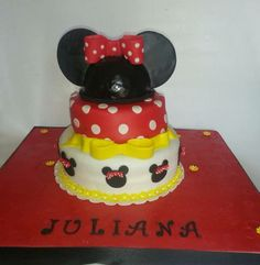 My grandaughter's 2 birthday cake. :)