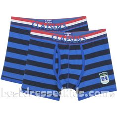 4092ad439a4a Toddler-Kids #64 Stripe 2pk Boxers. He'll love how comfortable these boxers  are and you'll love the high-quality. #claesens #bestdressedkids.com