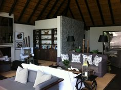 Granite Lodge at Londolozi Lodge - South Africa    http://imoveismlara.wordpress.com/ http://www.marcelolara.com.br